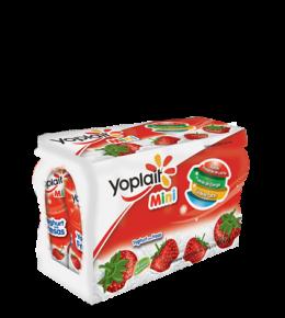 Multipack Yoplait Mini Beber Fresa